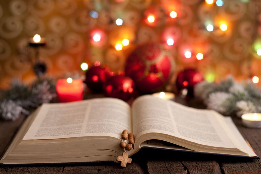 Le récit de Noël, selon la Bible