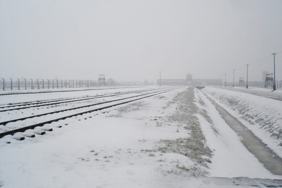 Un Noël à Auschwitz