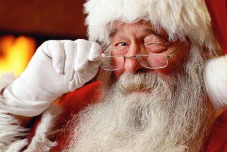D'où vient le Père Noël ?