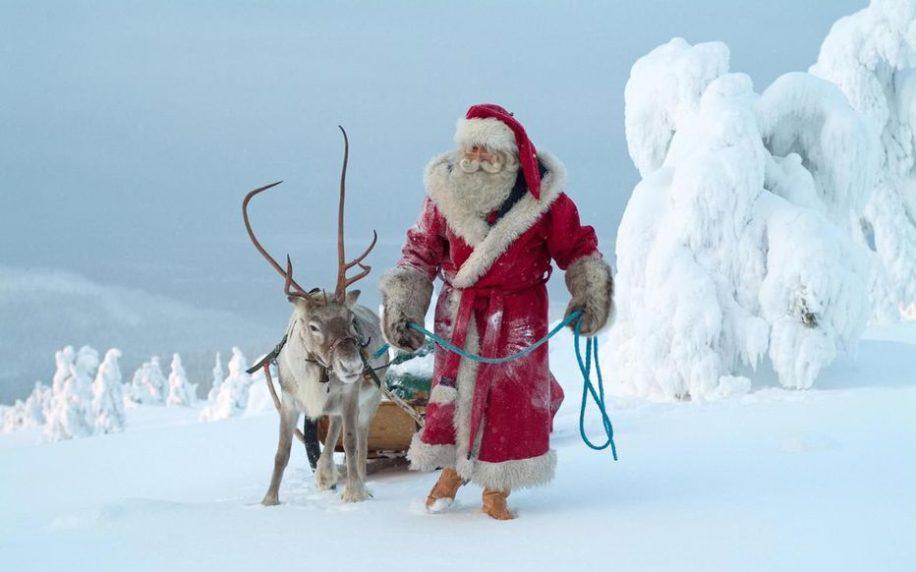 Où est né le Père Noël ?