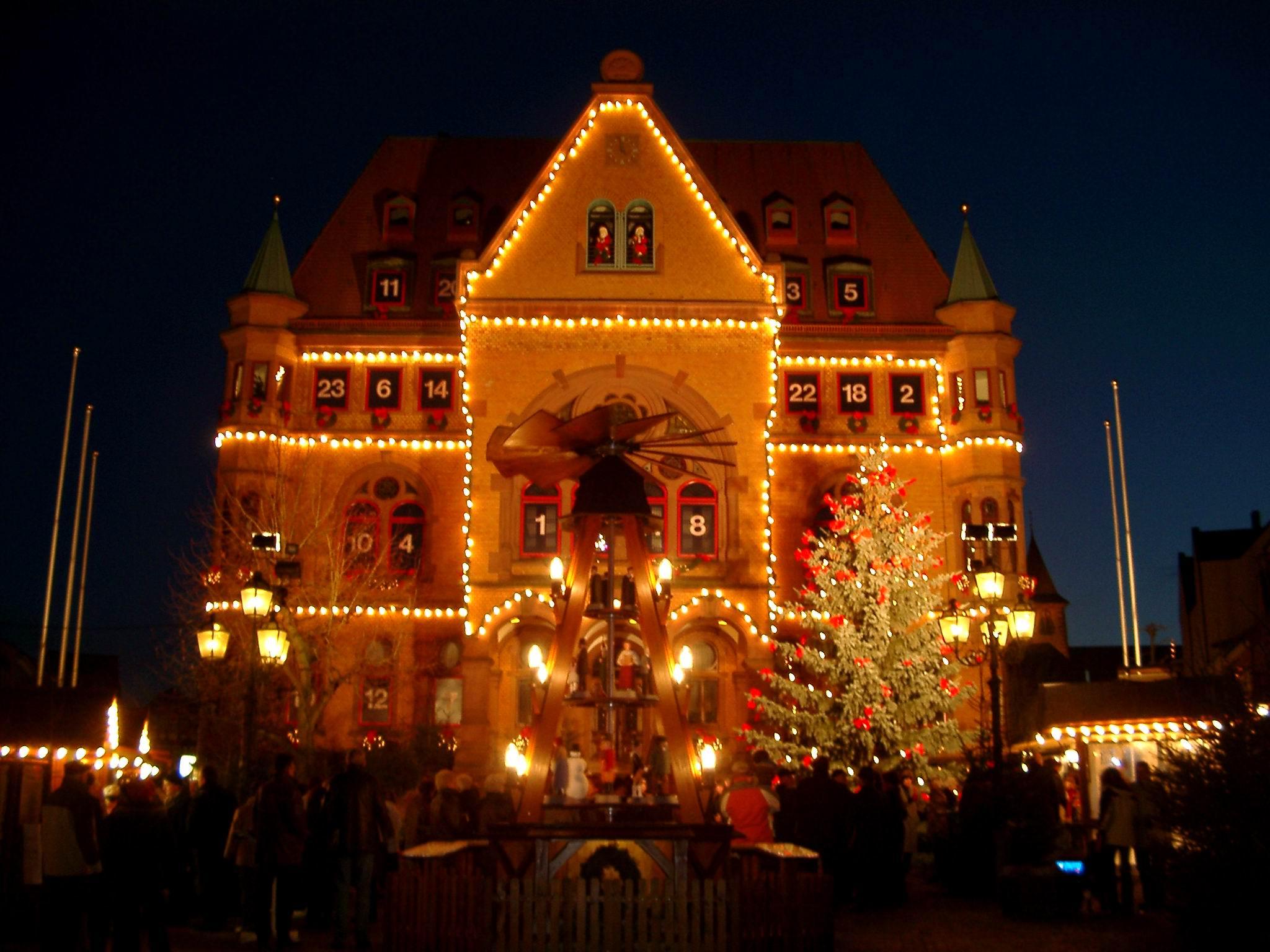 Hôtel de ville - Rathaus Hünfeld