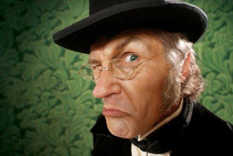Le Noël de Scrooge