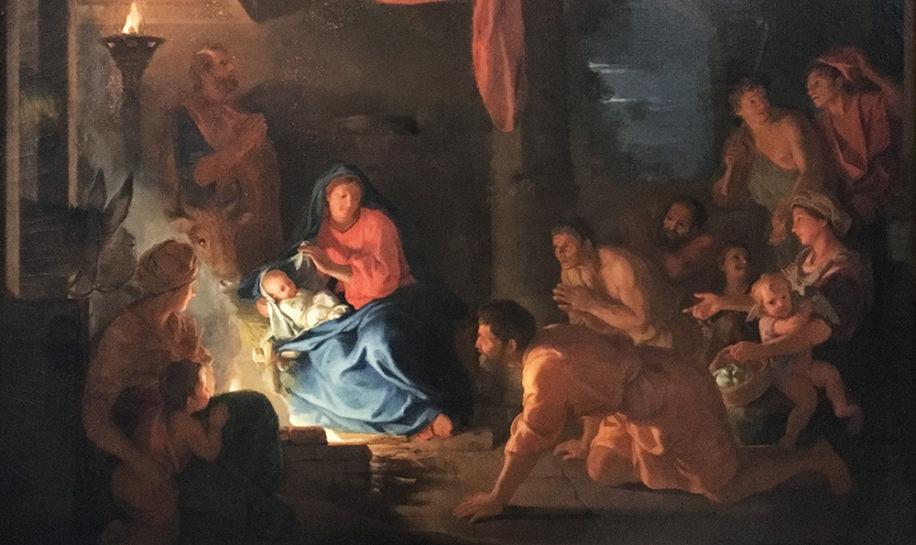 Le Noël du riche honteux
