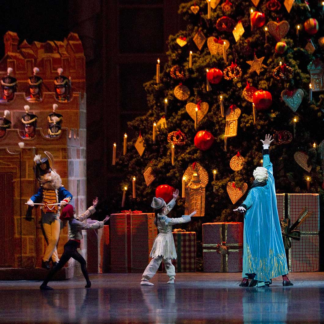Le ballet Casse Noisette