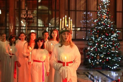 Quel rapport entre Sainte Lucie et la lumière de Noël ?