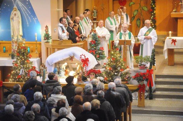 Messe de minuit au Canada