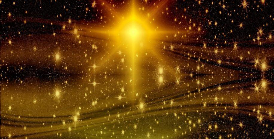 L'étoile de Bethléem